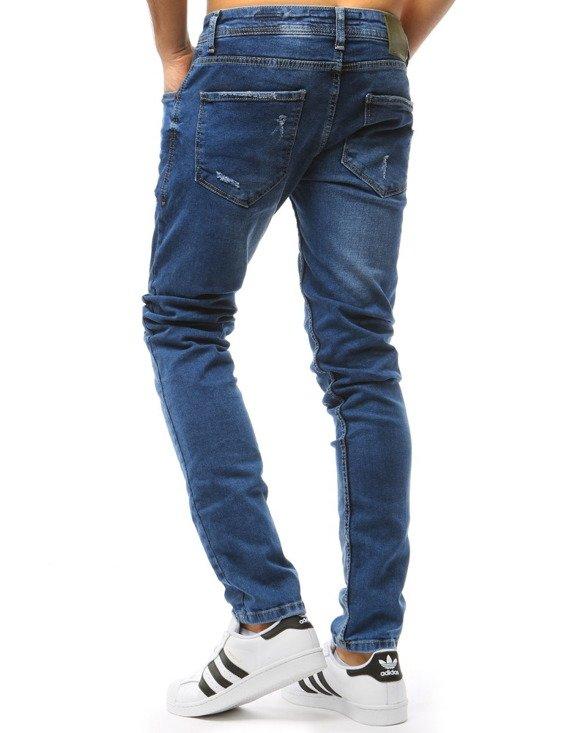 Idealne spodnie z dziurami męskie