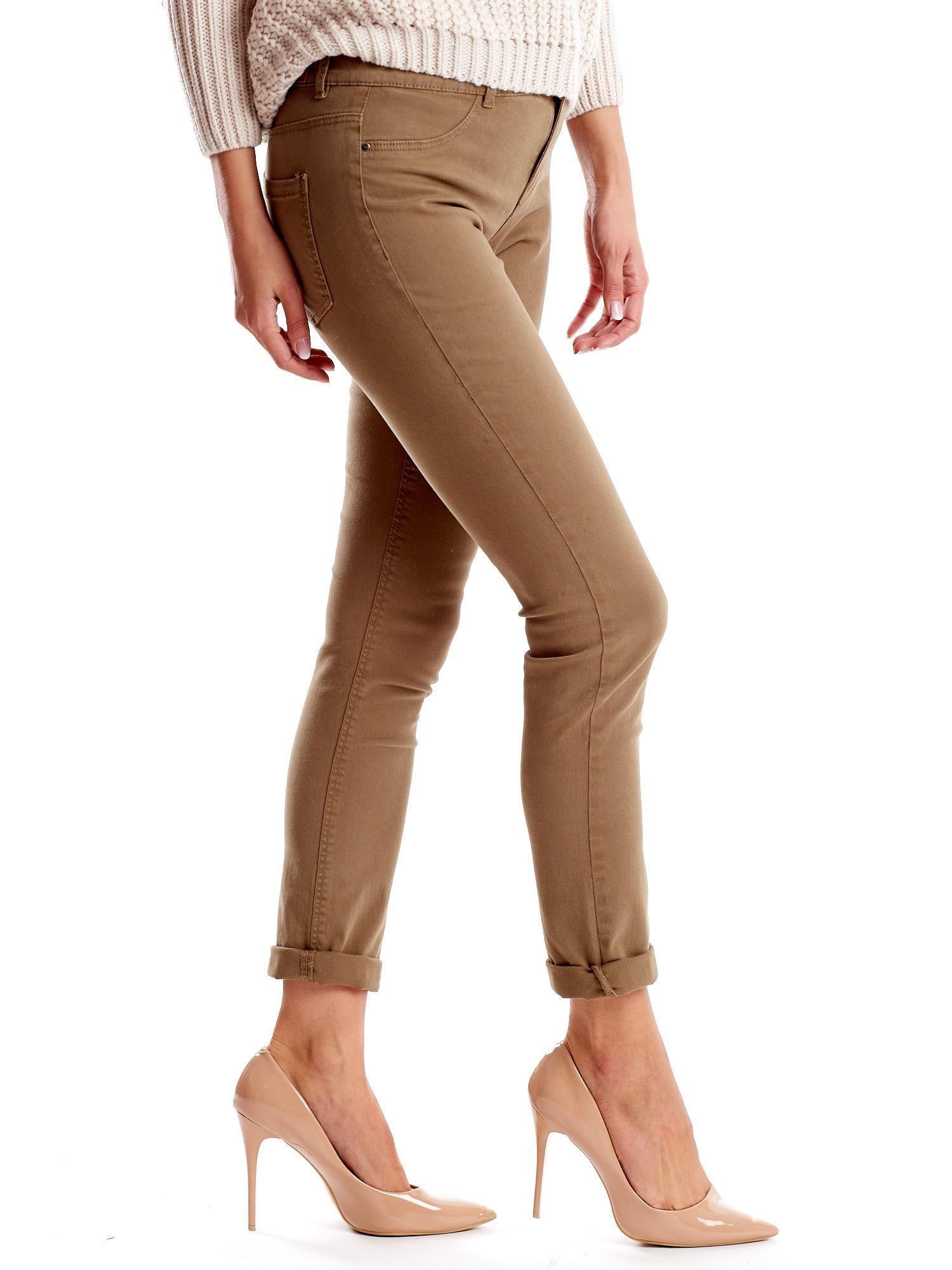 spodnie moro damskie