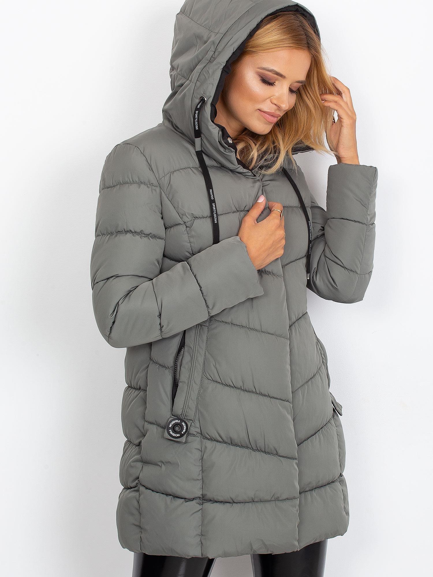 Damskie kurtki zimowe