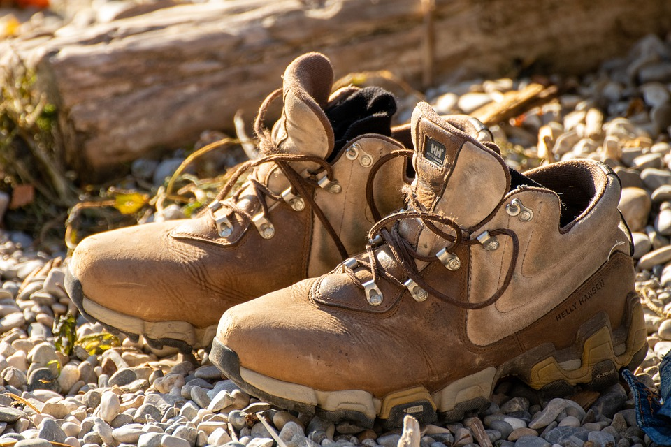 Rodzaje górskich butów
