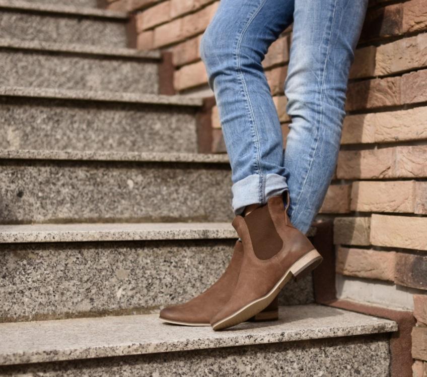 Najlepsze buty skórzane damskie