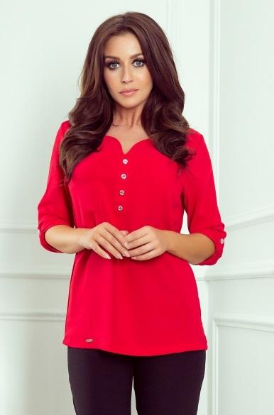 Eleganckie bluzki wizytowe – must-have w szafie kobiety